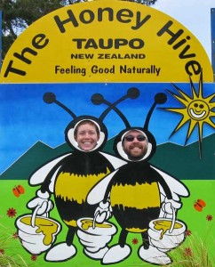 The Honey Hive near Taupo