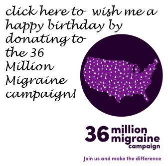 36 Million Migraine via The Daily Headache