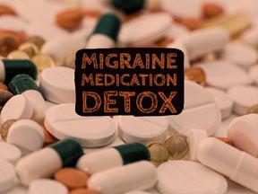 migraine medication detox