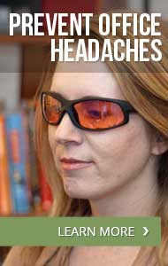 TheraSpecs: soothe your eyes, calm your brain